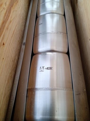 ALTAMIRA KOR25-R750-10-1B ECOFLUSA 1