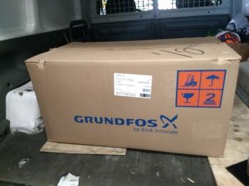 ECOFLUSA GRUNDFOS CR5-5 HQQE